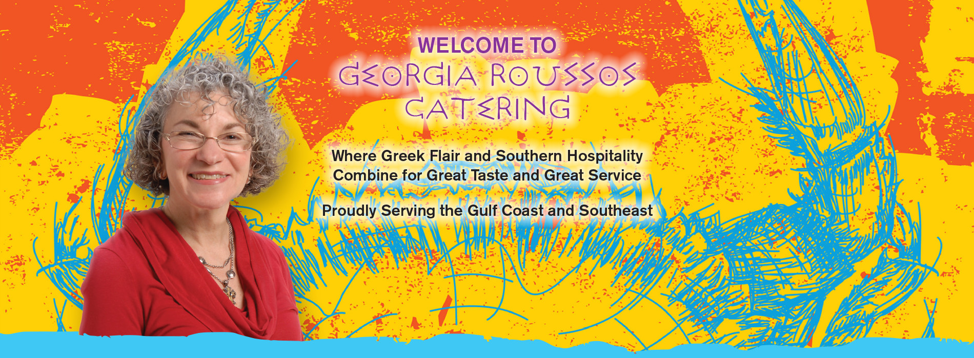 Welcome to Georgia Roussos Catering